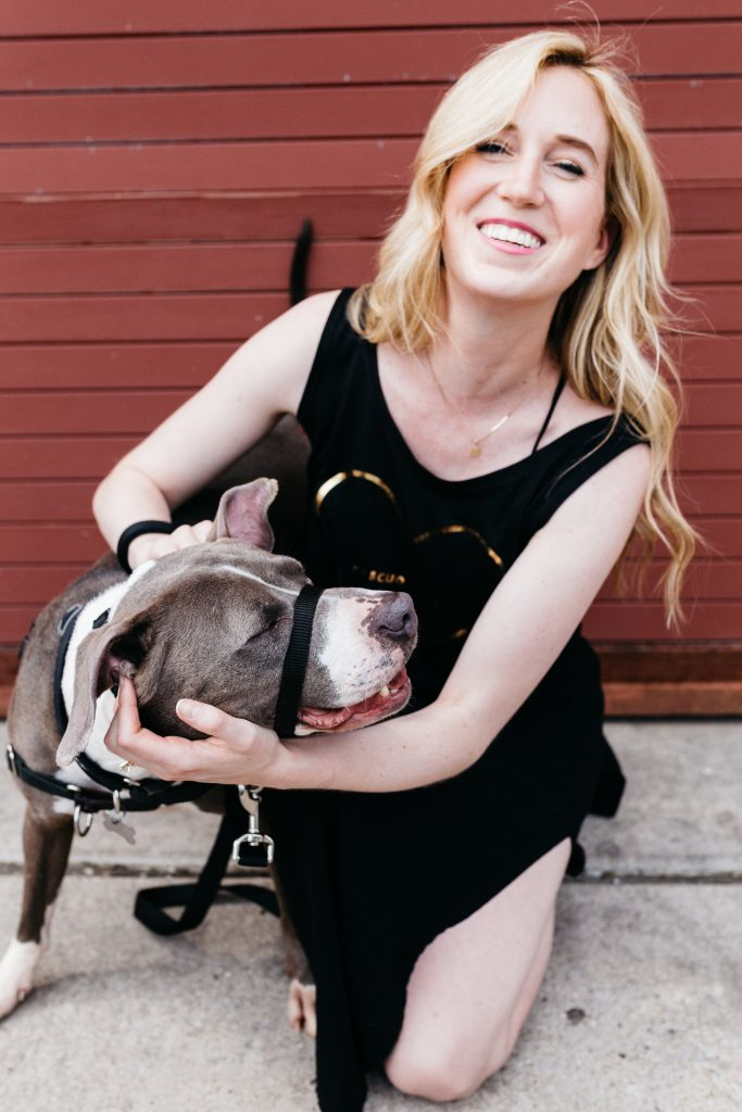 Christine Nendick and Rocky | Rescue in Style