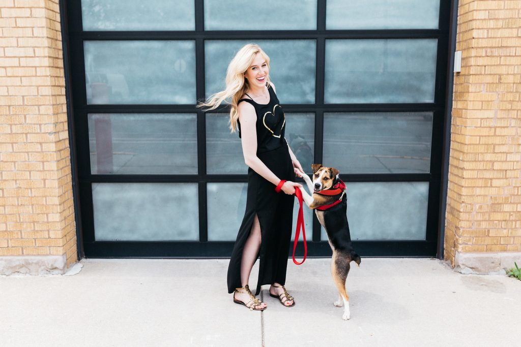 Christine Nendick and Jelly | Rescue in Style