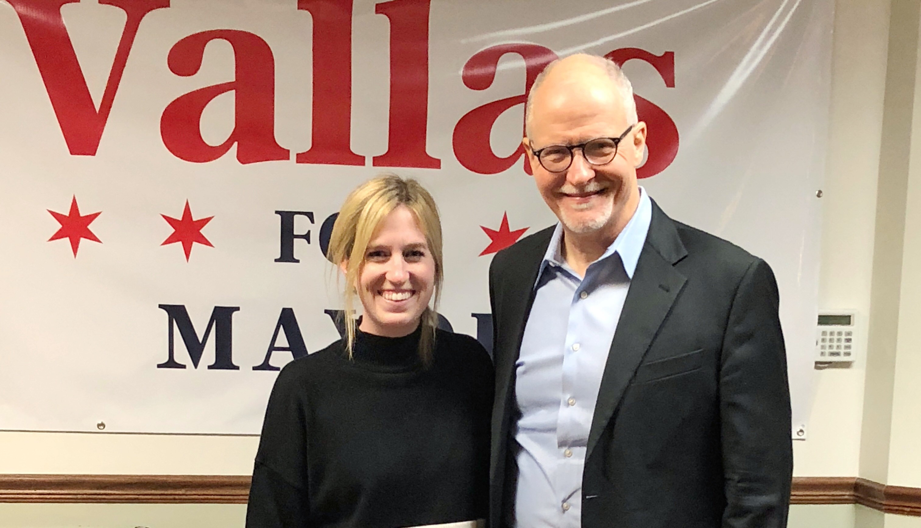 An interview with Mayoral candidate Paul Vallas
